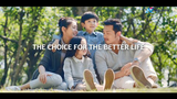 the choice for the better life