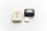 COVID-19 set - BT-HUB router, pulse oximeter and thermometer Warmie