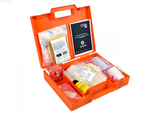 Orange Small first aid kit (inner part)
