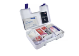 White Small first aid kit (inner part)