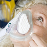 FiltaMask(TM) medium concentration oxygen mask from Intersurgical