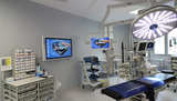 Wide format video management solutions for operating rooms