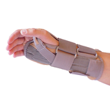 Adjustable wrist immobilizer