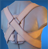 POSTURE CORRECTOR (RECLINATOR FOR THORACIC SPINE)