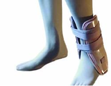 Ankle immobilaizer