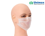 Pleated Hygienic Paper Face Mask