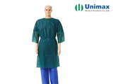 pl31579848 short sleeves iso13485 pp disposable isolation gowns