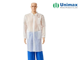 pl31528930 unimax medical elastic 3 pockets non woven lab coat