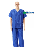 pl31328764 55gsm disposable scrub suit