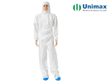 pl31530794 unimax medical microporous 65gsm disposable chemical suit