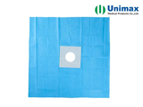 pp pe disposable nonwoven surgical drapes