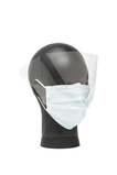Type IIR mask with visor