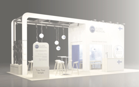 ONLINE / VIRTUAL STAND IN ESPOO FINLAND