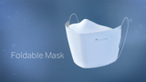 Foldable mask