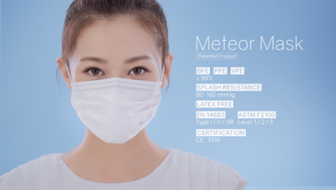 Meteor Mask