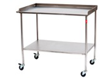 AD-253/G02 INSTRUMENT TROLLEY STAINLESS STEAL
