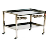 AD-215/C INSTRUMENT TABLE- 304 QUALITY STAINLESS STAINLESS STEAL