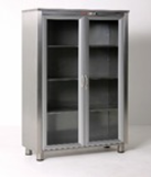 AD-206/P INSTRUMENT CABINET 304 QUALITY STAINLESS STEAL