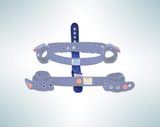 SAFEBELT Patient Transfer Safety Belts Binding