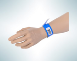 PASSPOP Patient Identification Band
