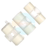 Tracheostomy moisture and exchanger filter