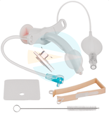 Neonatal/pediatric Tracheostomy set