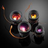 M12 Flüssiglinsen