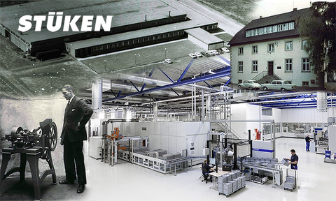90 years of STÜKEN - 90 years of technology leadership and innovation