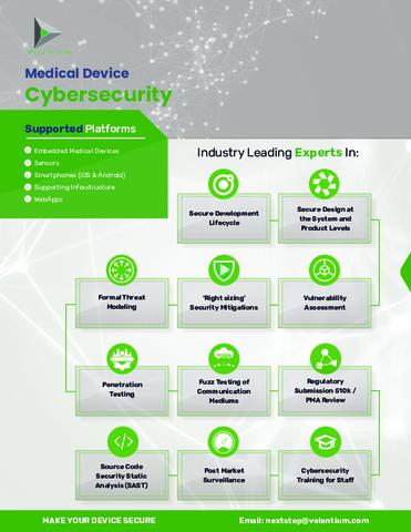 Velentium - Cybersecurity + Post Market Surveillance.pdf