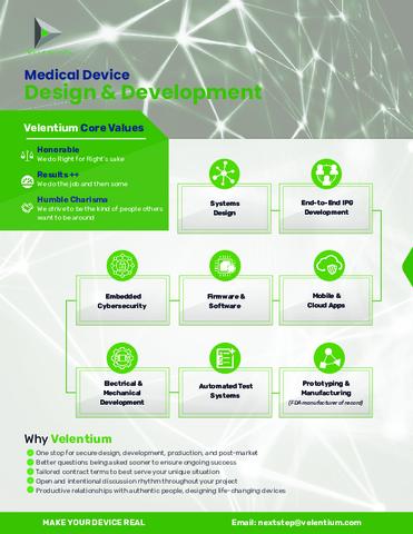 Velentium - Medical Device Design & Development.pdf