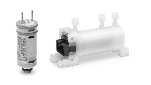 2/2-, 3/2-way valves series K8 - K8X