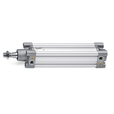 ISO Cylinder with End Position Lock Series 63