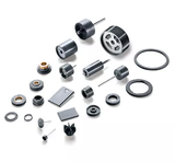 Plastic-bonded, injection-moulded magnets with the tightest tolerances