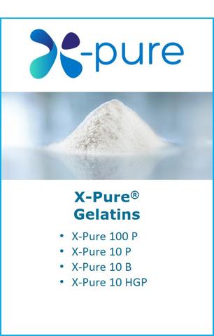 X-Pure Gelatin