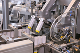 From feeder technology, rotary transfer machines and oval lines to linear systems
