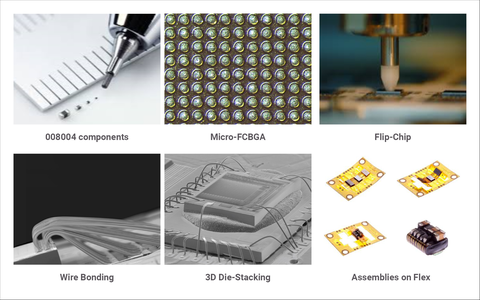 Assembly technologies for miniaturization