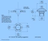Umbrella/Duckbill-Kombiventile - CV 125.001 SD