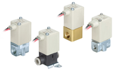 VDW series - Compact direct operated 2-port solenoid valve