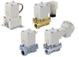 VXZ - Pilot operated 2/2-way solenoid valve