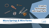 Small Parts Motion Dynamics Micro Springs Wire Forms