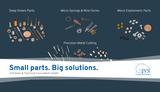 Small parts. Big solutions.