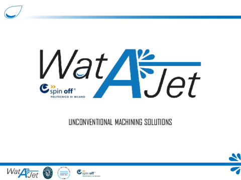 WatAJet srl Introduction