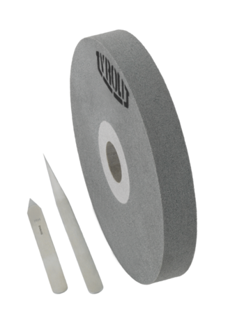 Elastic grinding tools for machining implants/prostheses