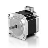 Whisper-quiet stepper motors for cough assistants