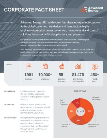 advanced_energy_corporate_fact_sheet.pdf