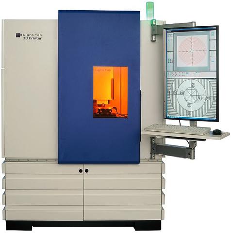 LightFab 3D Printer 590