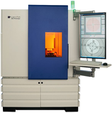 3D printer for transparent microcomponents