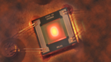 MEMS infrared emitter for gas analysis