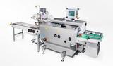 Rotierende 4-Seiten-Siegelmaschine für Wundauflagen und medizinische Produkte