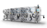 Manufacturing and Packaging Machine for Dressings